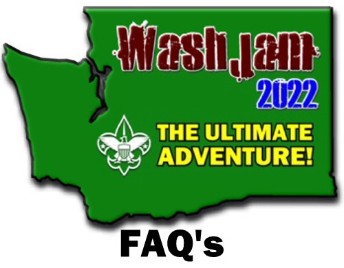 Frequently Asked Questions about WashJam 2020