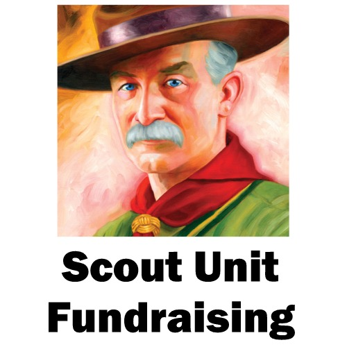 Scout Unit Fundraisers at WashJam 2020